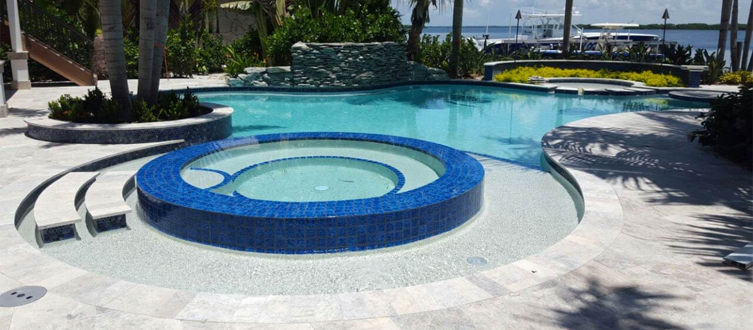 Residential Pool Cleaning Service